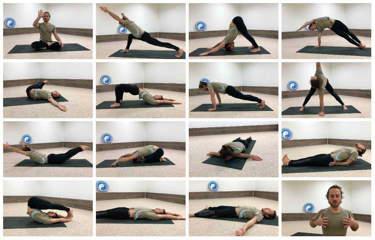 Йога для плоского живота: 5 асан - svitlav