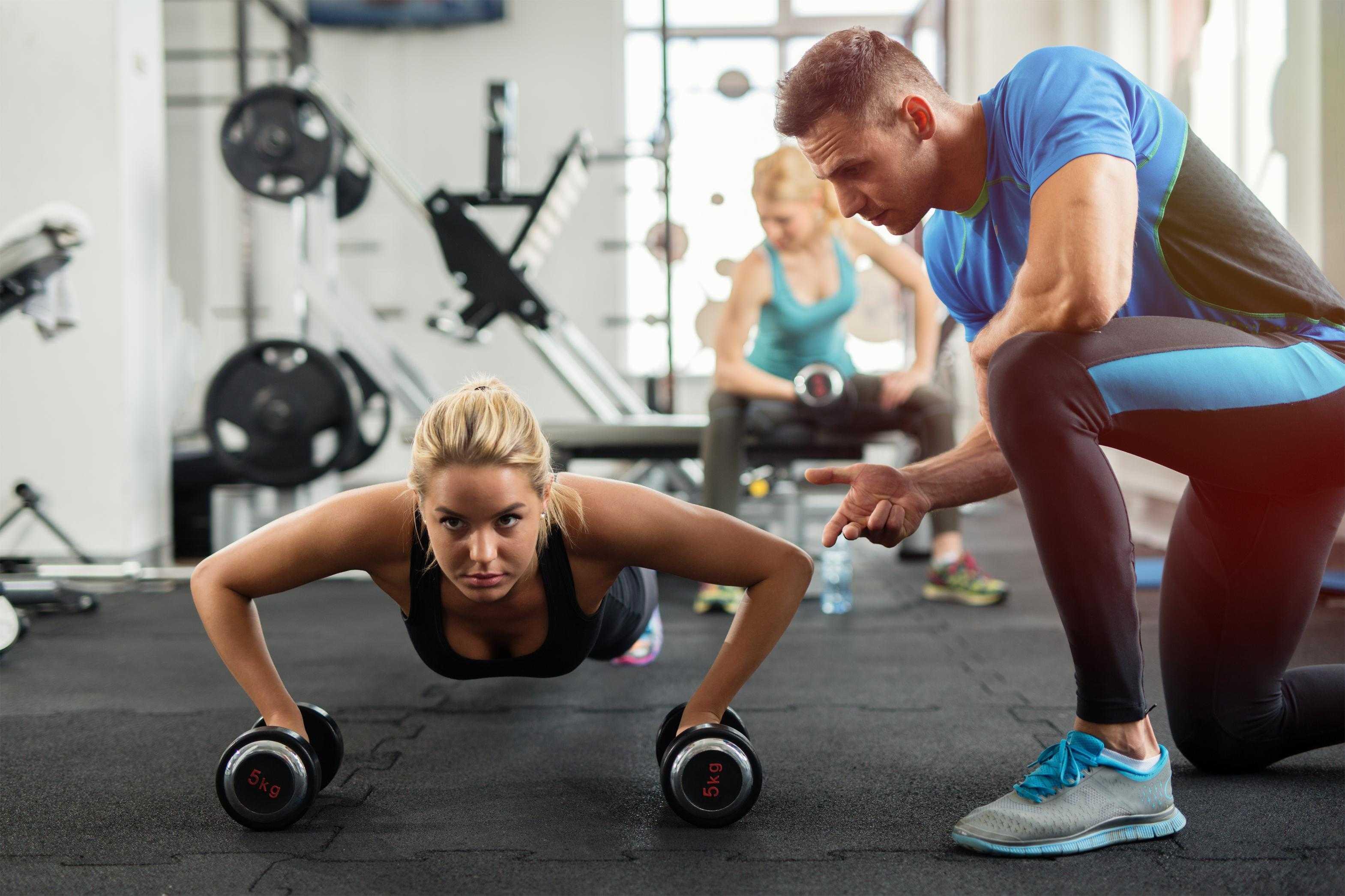 5 советов как стать успешным фитнес тренером | coach club