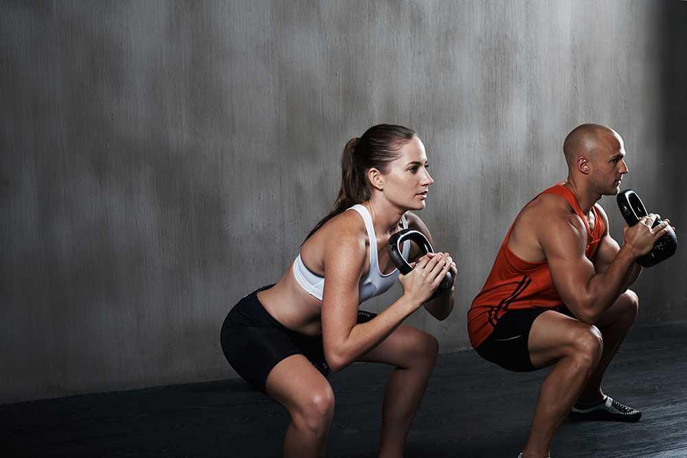 Интервальная тренировка: секреты похудения