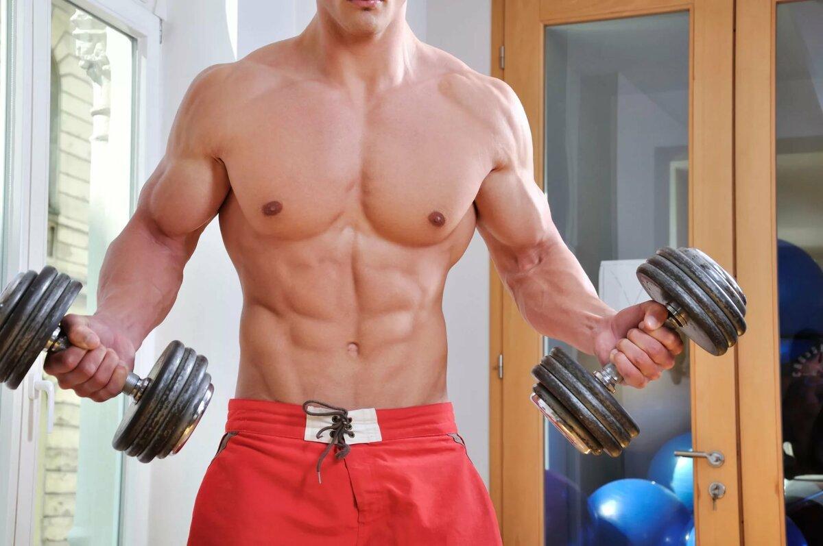 Почему от тренировок вес только увеличивается?