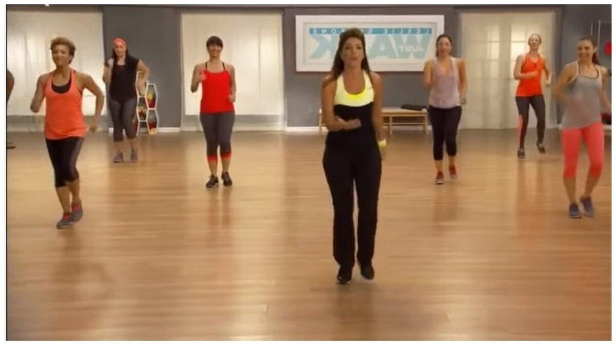Быстрая ходьба с лесли сансон: описание тренировок