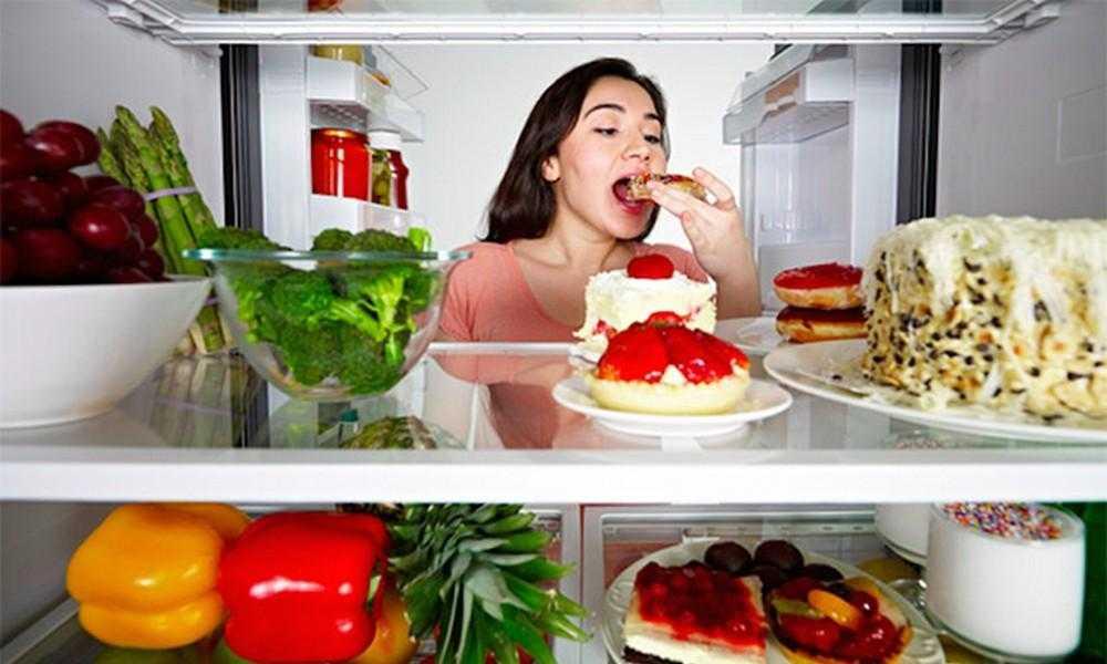 Какие продукты можно есть перед сном