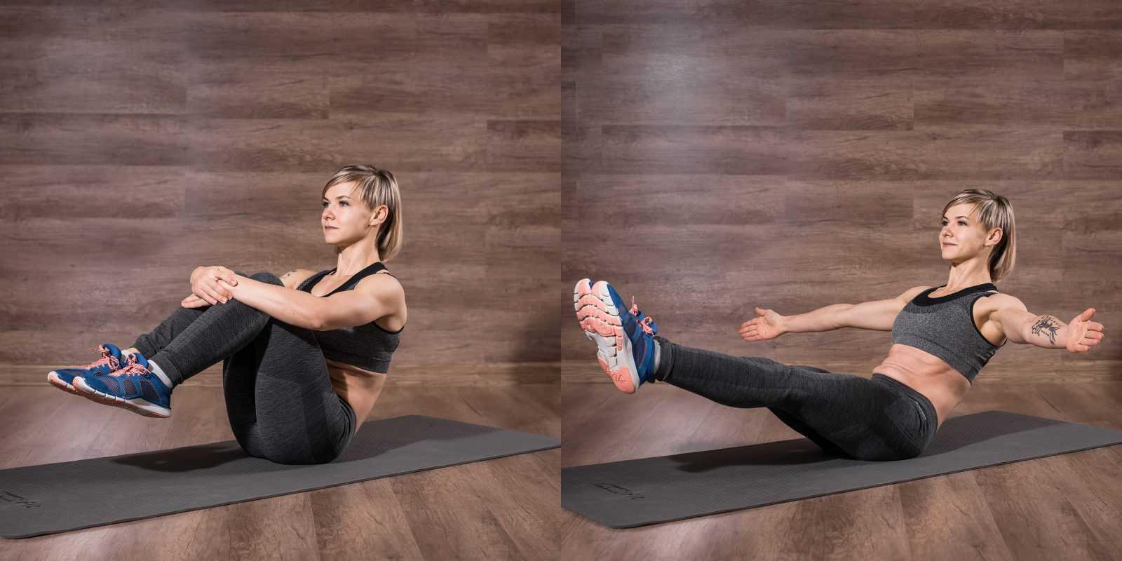 Табата: 11 обязательных упражнений