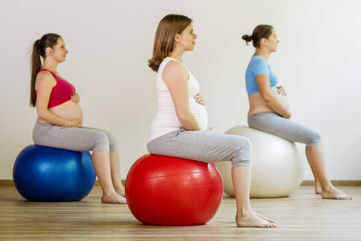 Фитнес для беременных с Лией Сараго: тренировки дома