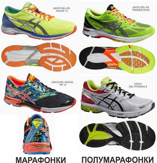 12 лучших беговых кроссовок