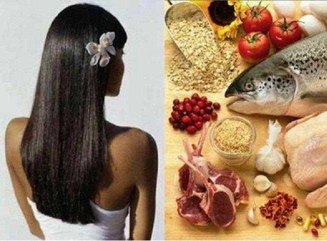 Питание при выпадении волос: какие продукты нужно кушать?