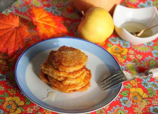Оладьи из тыквы - 5 быстрых и вкусных рецептов с фото пошагово