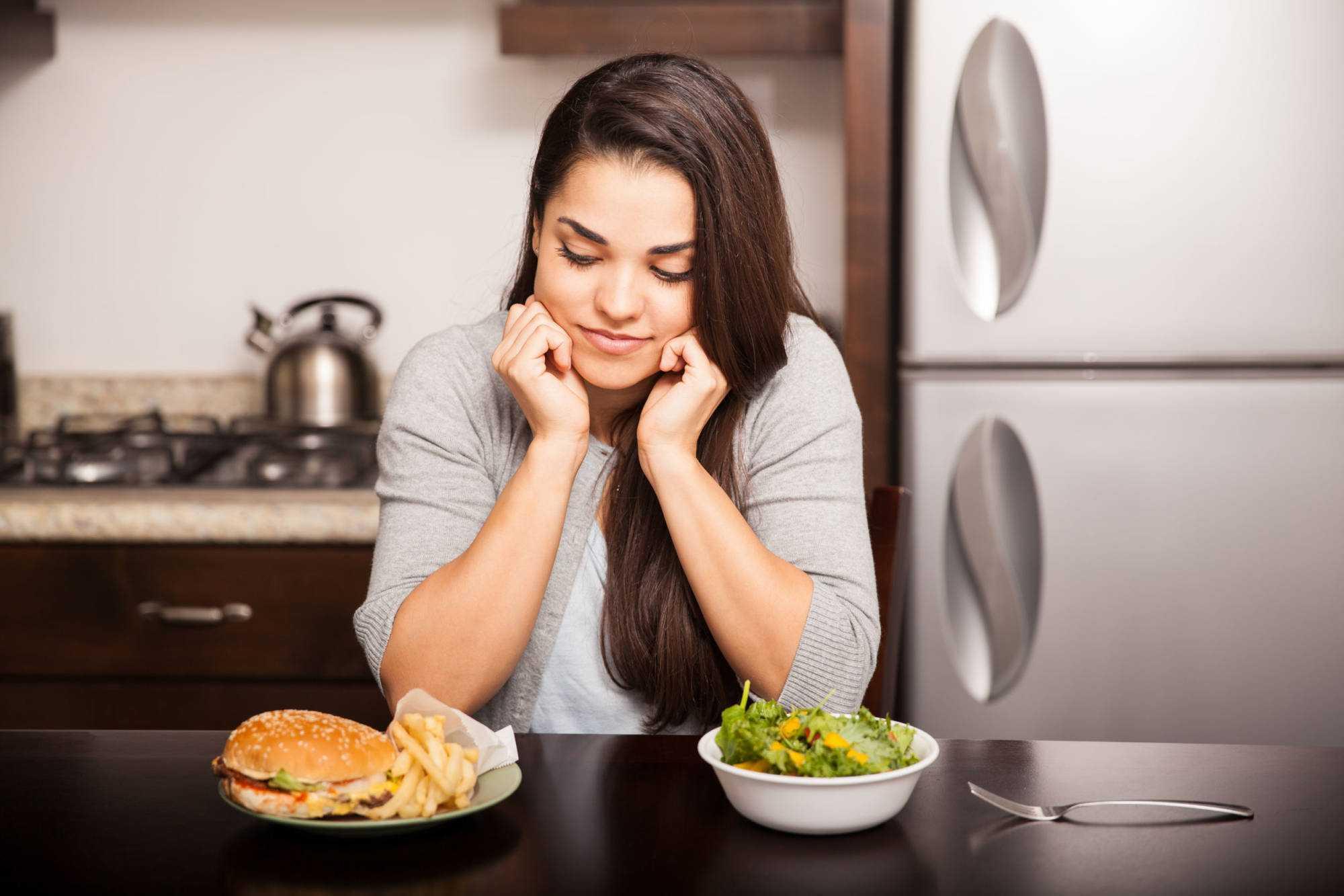 Как научиться не переедать? 5 простых правил