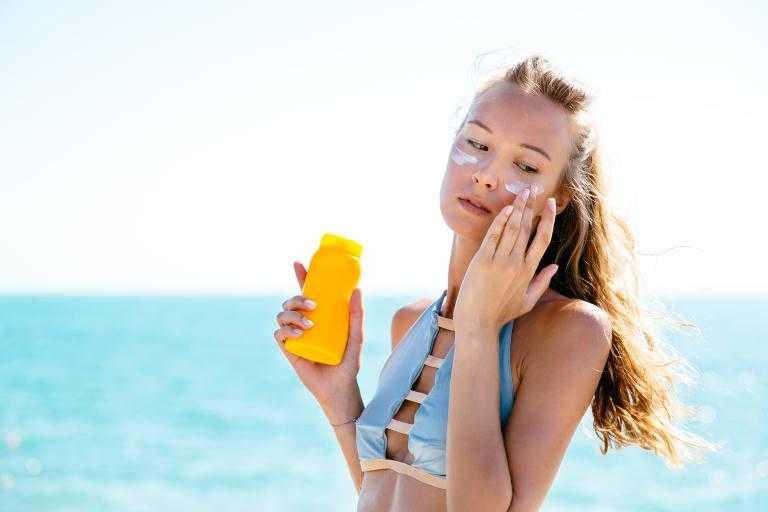 Как подготовиться к пляжному сезону Подбираем солнцезащитные средства