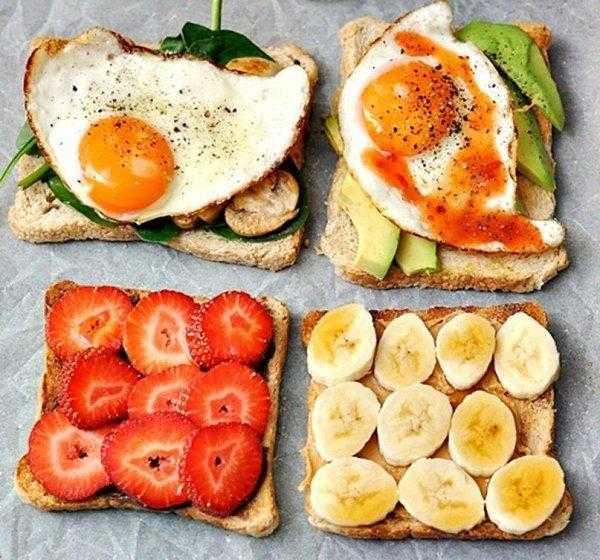 Перекусы на правильном питании для похудения: полезные продукты