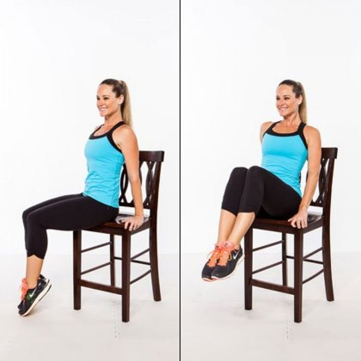 Комплекс упражнений производственной гимнастики для офисных работников