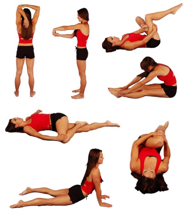 Восстановление мышц после тренировки: растяжка, процедуры, питание