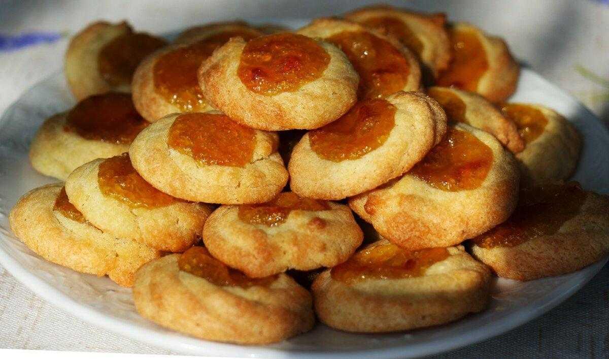 Праздничное печенье мандаринка рецепт с фото пошагово и видео - 1000.menu