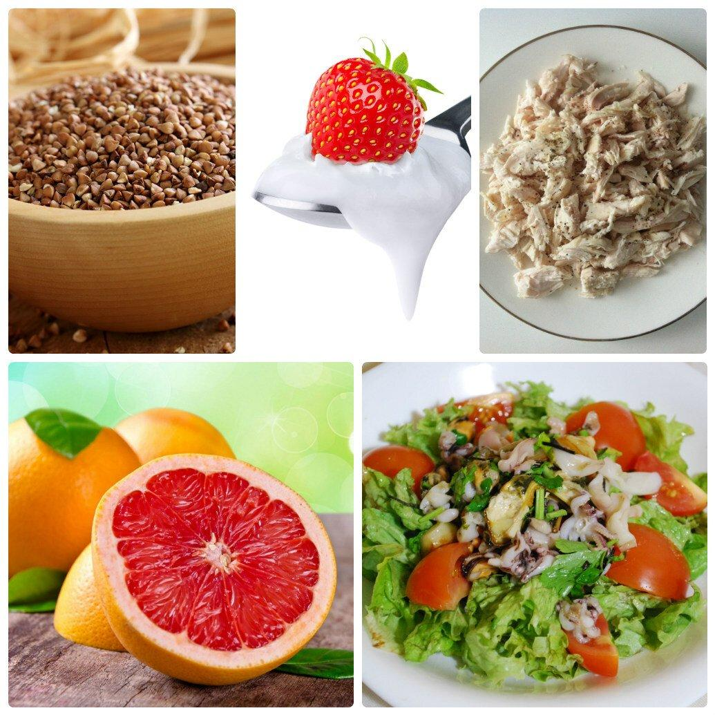 Белковые блюда — как приготовить, чтобы похудеть
