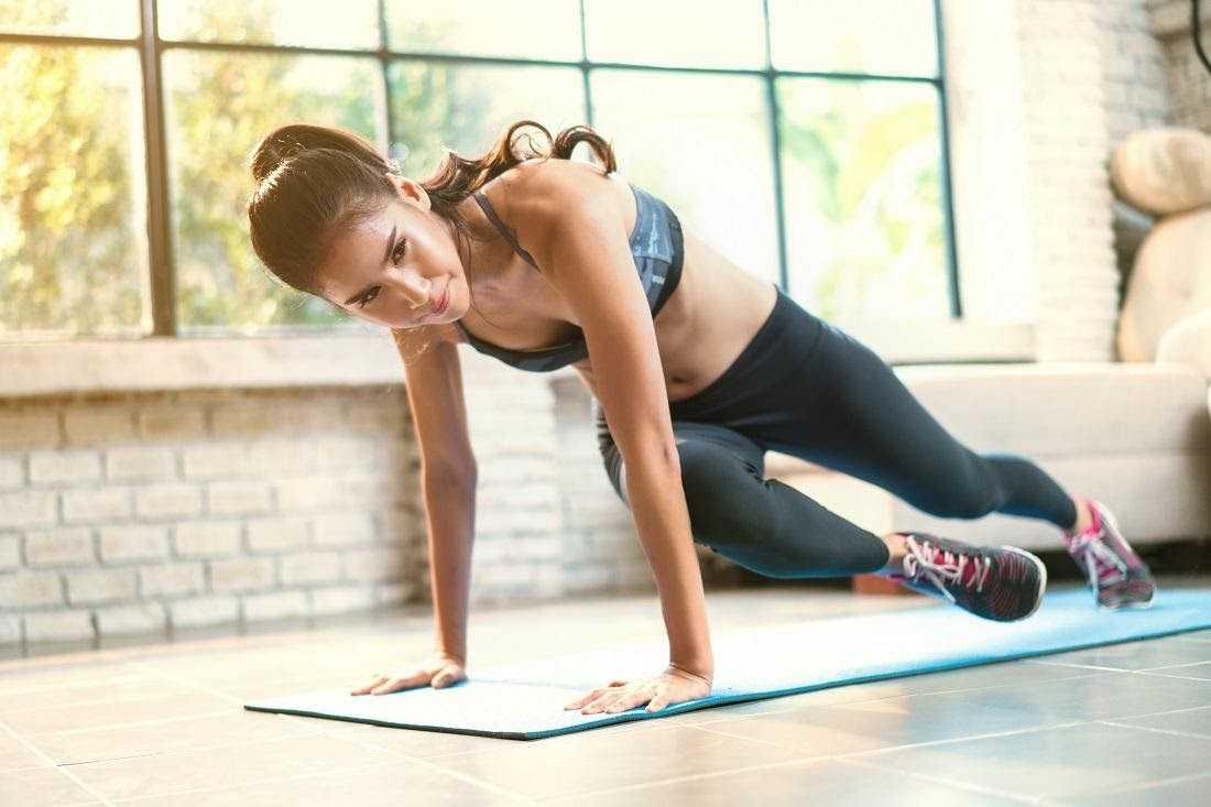 Табата-упражнения для похудения