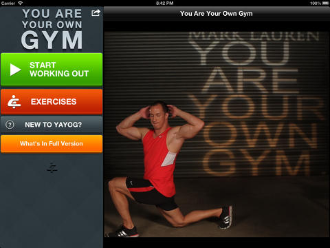 Тренировка с собственным весом, которая прокачает все мышцы - лайфхакер