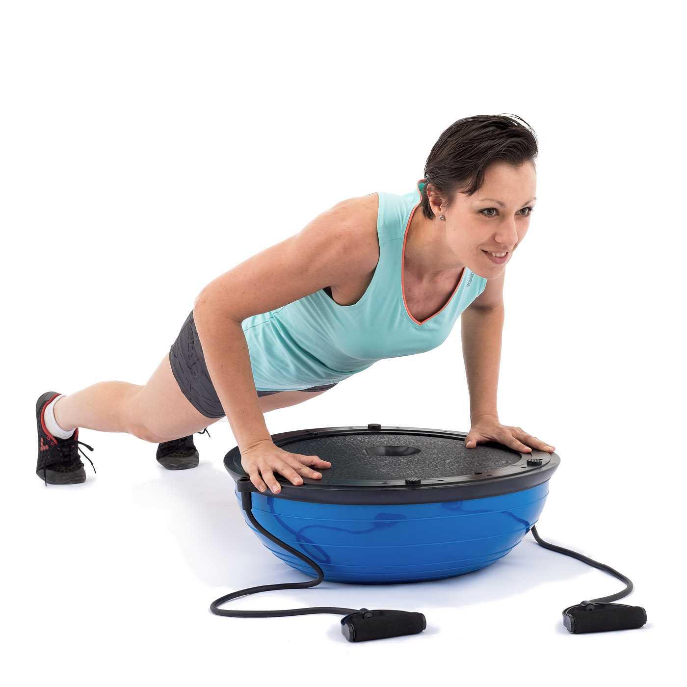 Bosu: упражнение на баланс тела