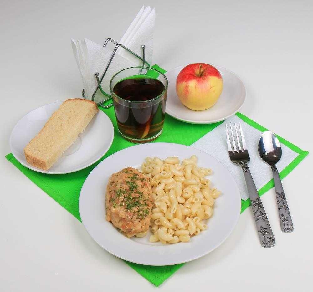 Программа гербал - как правильно питаться, меню для обедов