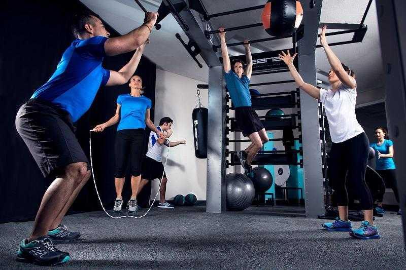 Силовой тренинг - базовые понятия силовой тренировки