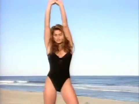 Диета и упражнения топ-модели синди кроуфорд для быстрого похудения