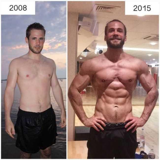 Преображение тела: похудей как джастин - dailyfit