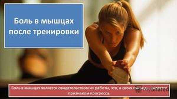 Если болят мышцы после тренировки - что делать? | fitfree
