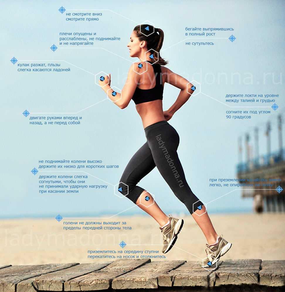 Бег или ходьба для похудения: что выбрать