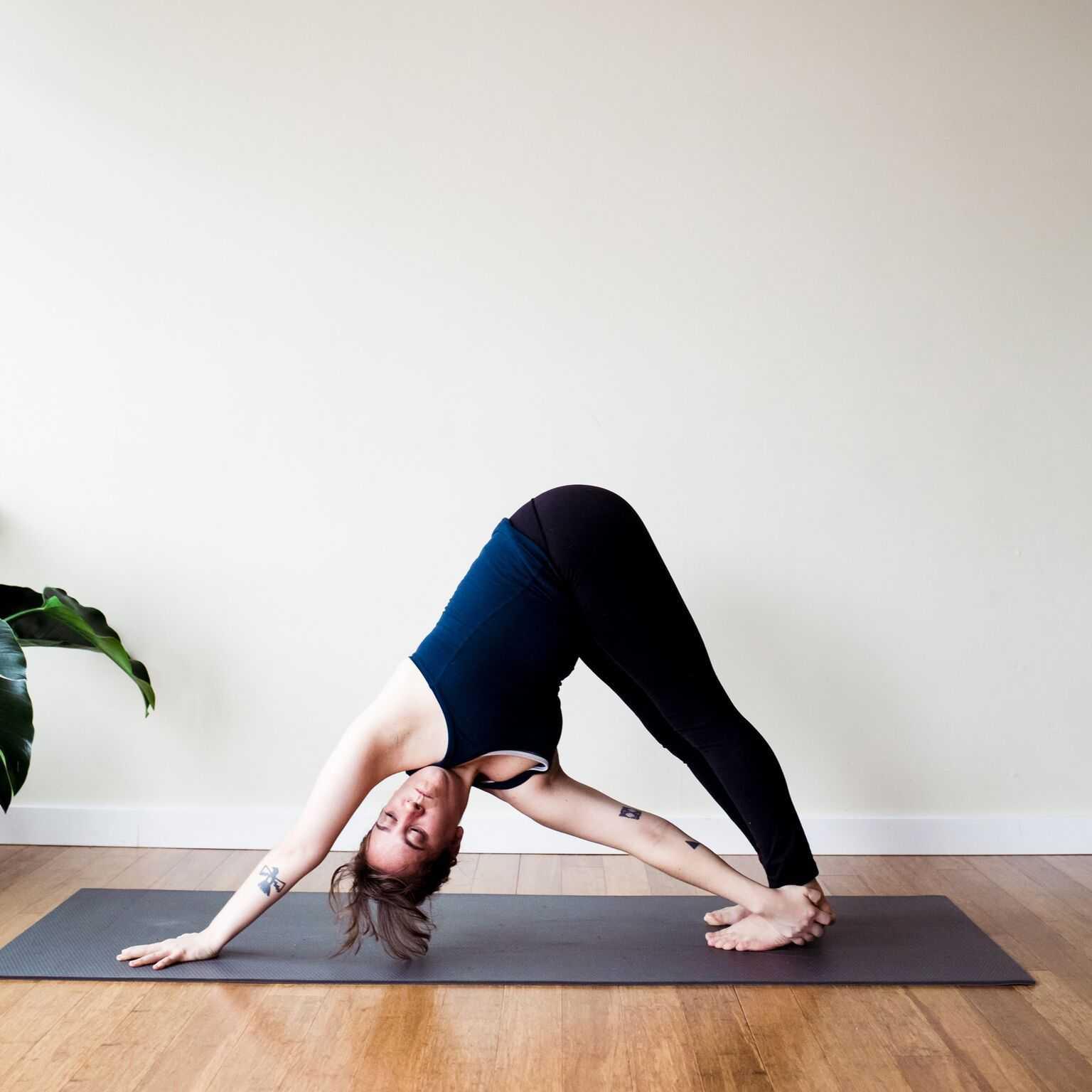 Хатха йога - 100 фото подготовки, асанов и базовых упражнений