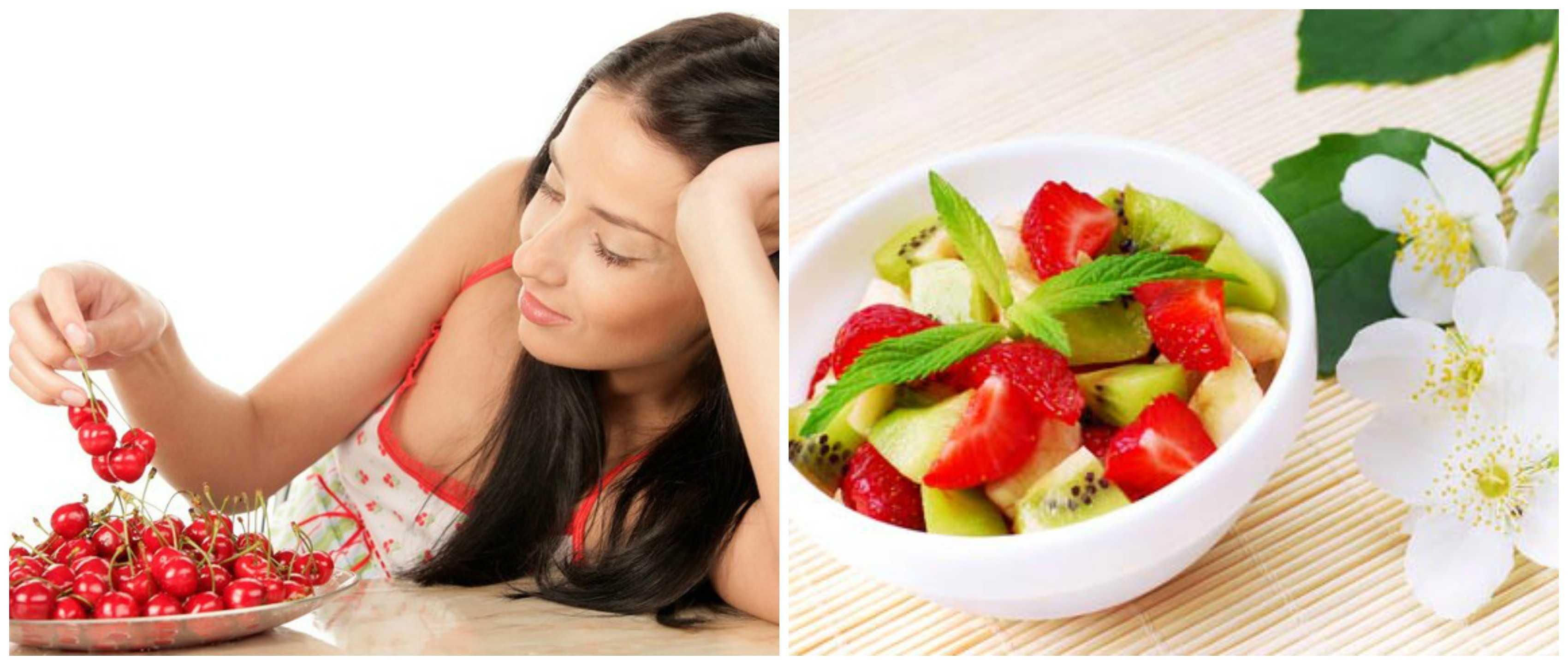 Фруктово-овощная диета для похудения на 7 дней - меню на каждый день, результаты и отзывы