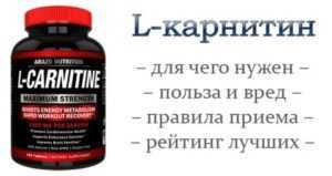 Узнаем что такое Л-карнитин, какой витаминной группе является родственным, а также как L-карнитин воздействует на организм Ознакомьтесь со способами применения