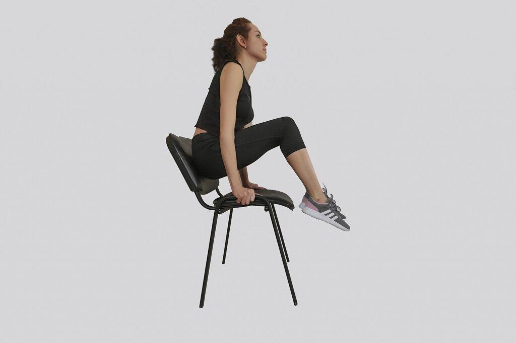 Поддержание формы: 10 простых упражнений