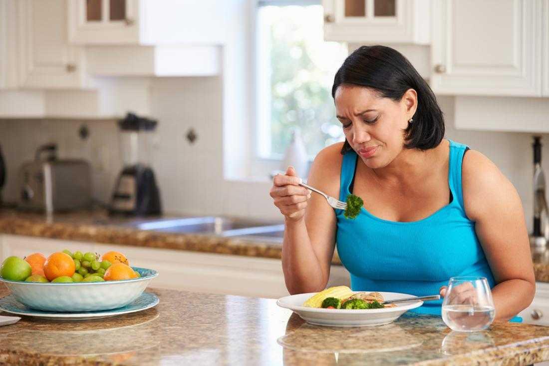 Почему не получается похудеть и что делать