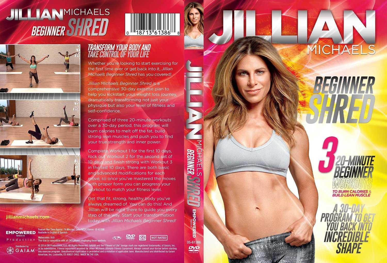 Джиллиан Майклс разработала программу для начинающих — For Beginners: Frontside&Backside С ее помощью вы укрепите мышцы и избавитесь от лишнего веса
