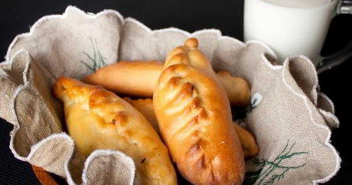 Готовим пирожки с грибами – 5 простых рецептов