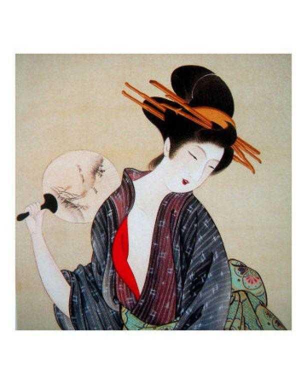 Секреты гейши по уходу за лицом и телом. часть 1
