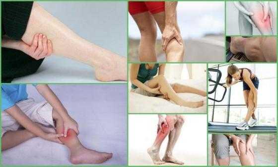 Судороги в ногах ночью: причины и лечение, что делать