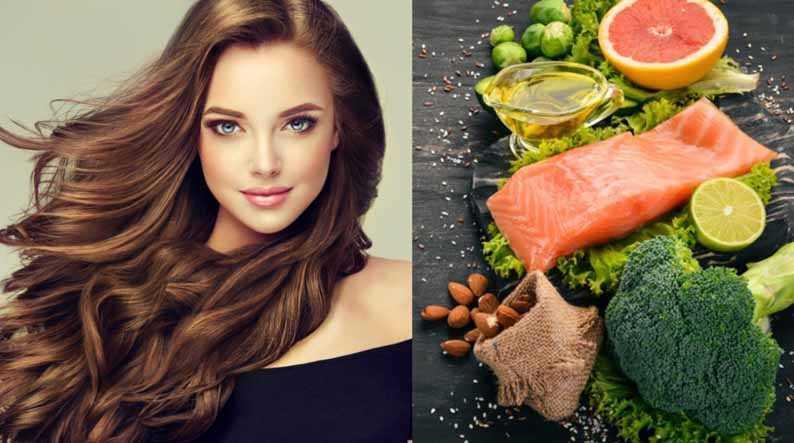 Продукты для роста волос: у женщин и мужчин, самый эффективный рацион питания