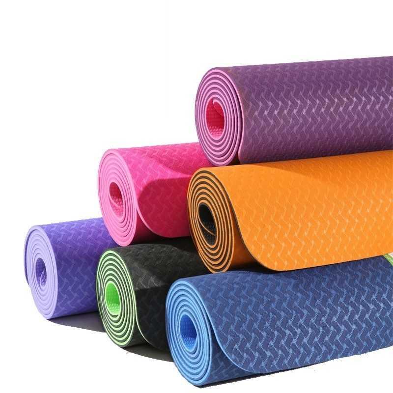 Коврик для йоги: 75 фото лучших ковриков и рекомендации по выбору для начинающих