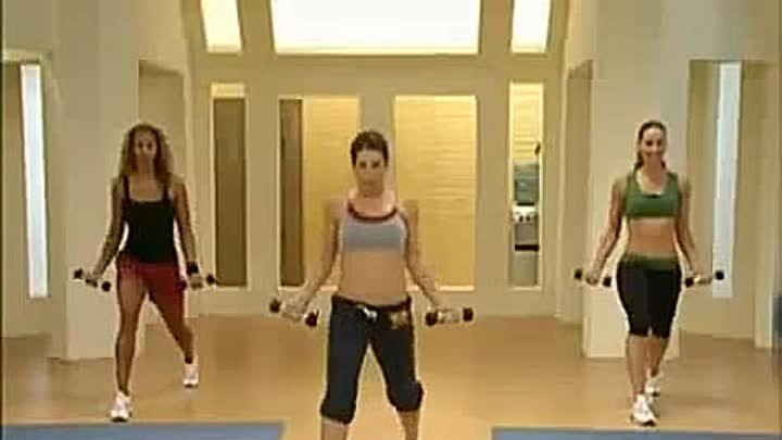 Обзор всех тренировок дениз остин: часть первая