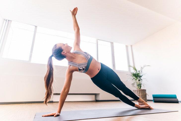 Йога с хемалаей: утренний, дневной и вечерний вариант