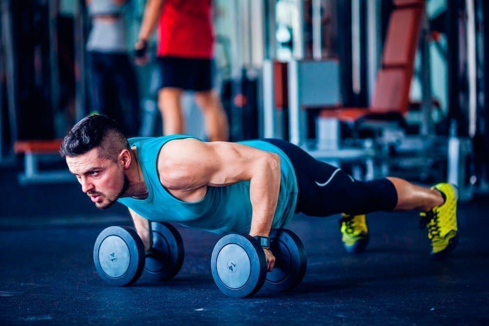 Силовые тренировки для всех групп мышц от тани анте