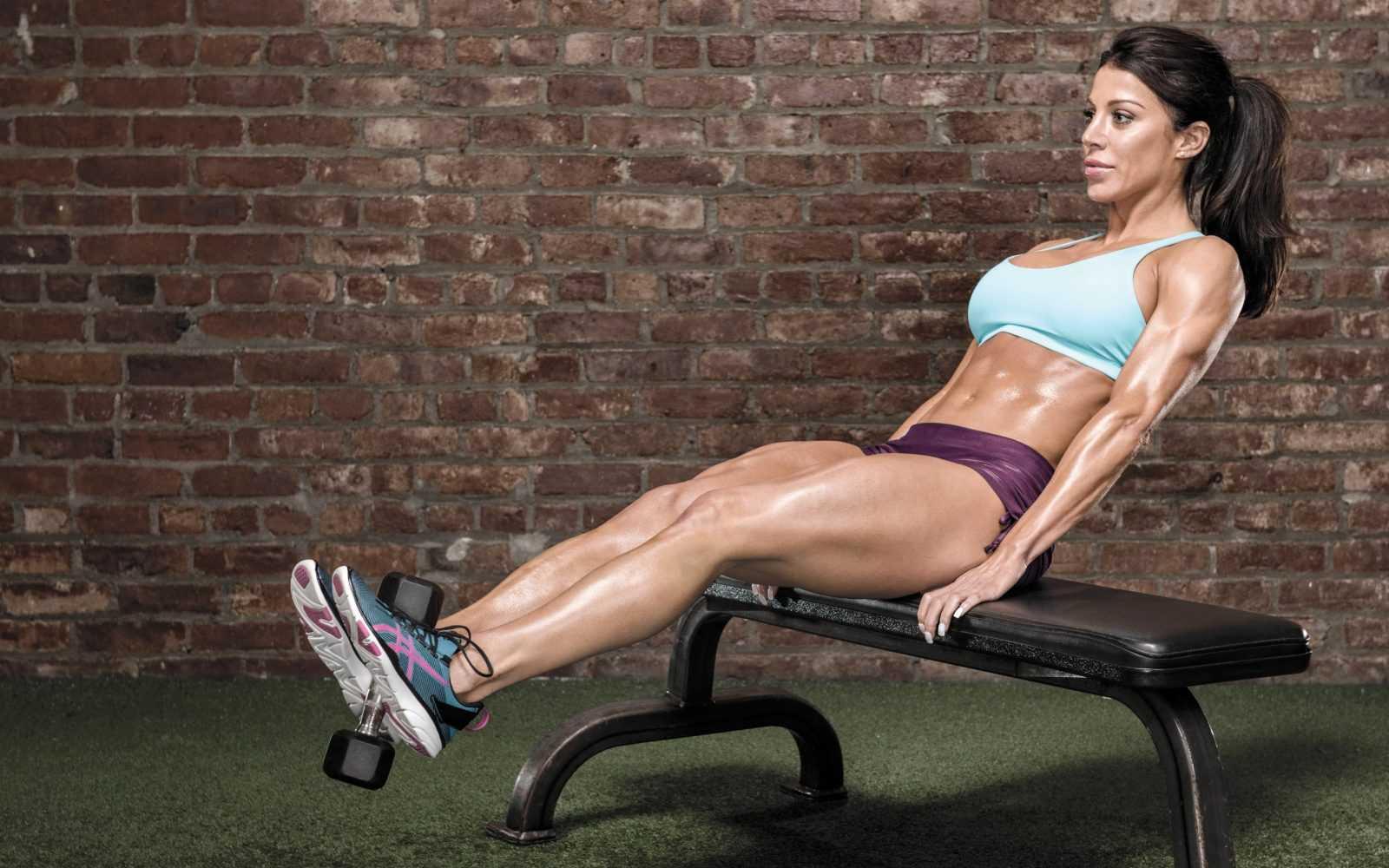 Calorie knockout: 3 тренировки из the biggest loser
