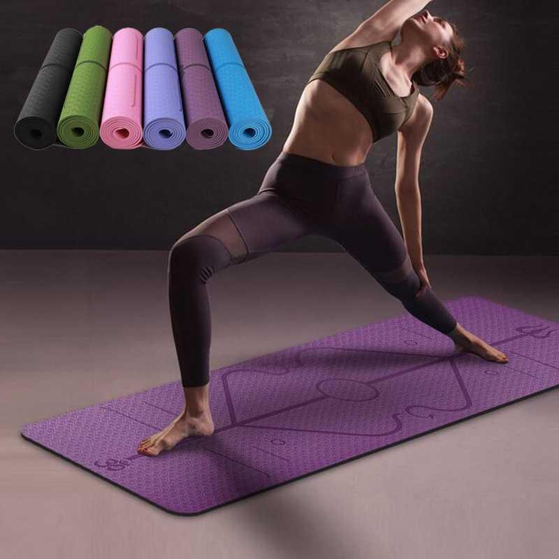 Какой коврик для йоги лучше купить   модные новинки сезона