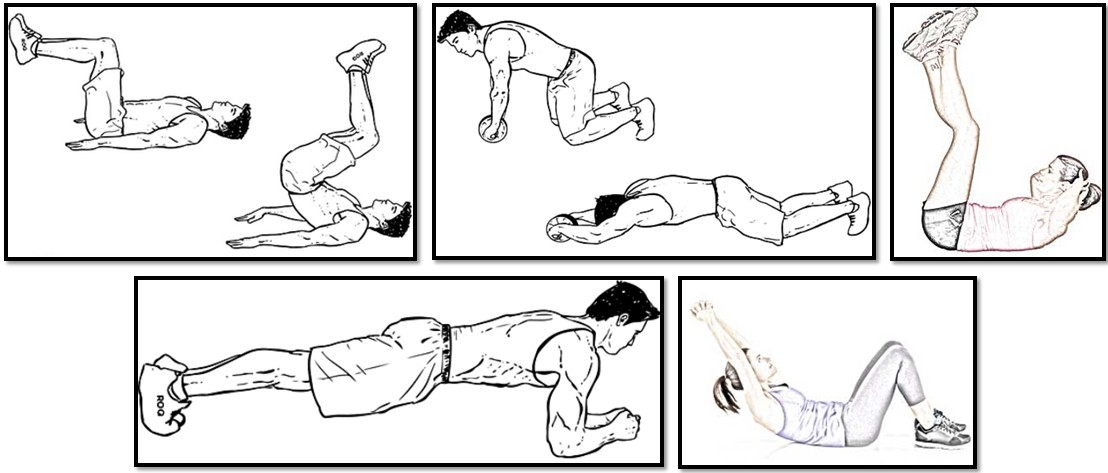 Как убрать живот мужчине? эффективные методы и тренировки