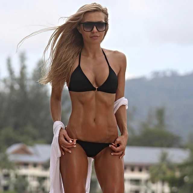 Чемпионка россии по бодифитнесу екатерина усманова: «можно слепить любое тело»