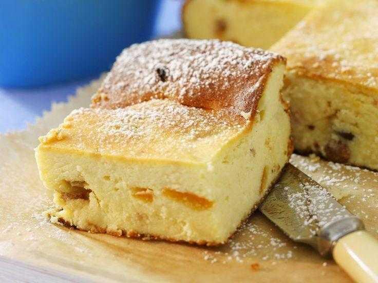 Творожная запеканка с лимонной цедрой и ванилью рецепт с фото пошагово - 1000.menu