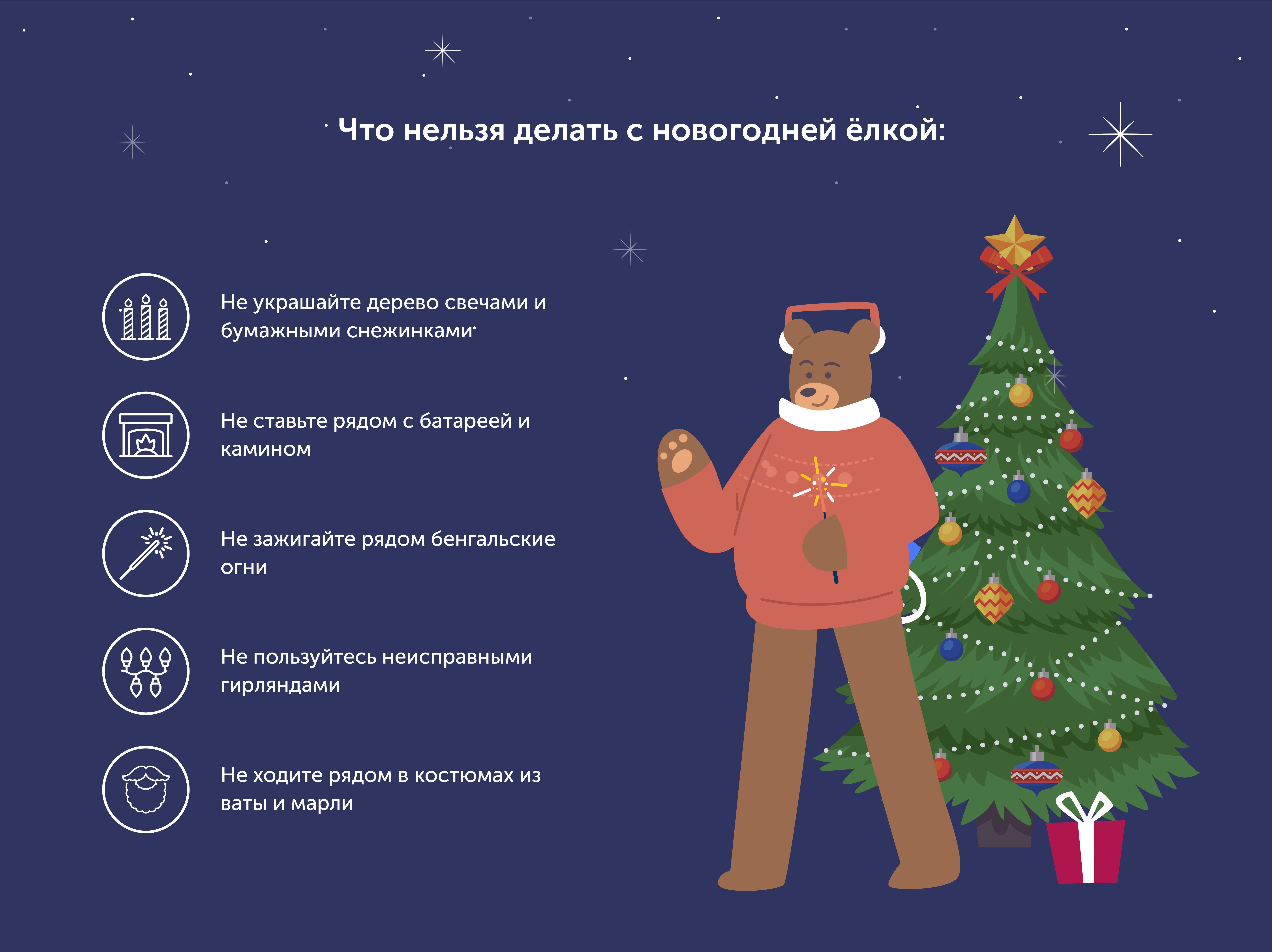 10 запретов на новый год: что нельзя делать в канун праздника