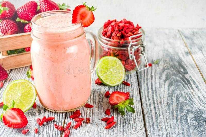 Как принимать ягоды годжи для похудения - рецепты с инструкциями