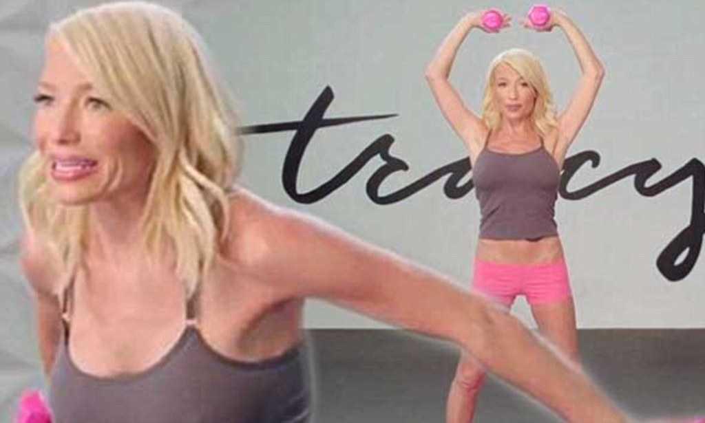 Precision Toning — это комплекс 15-минутных тренировок для всех проблемных зон Программа основана на знаменитом методе для похудения с Трейси Андерсон