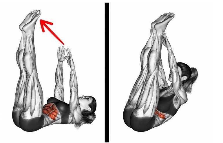 Это 10 эффективных упражнений на нижнюю часть пресса для продвинутых, которые помогут подтянуть живот, убрать жир в нижней части живота, укрепить поясницу